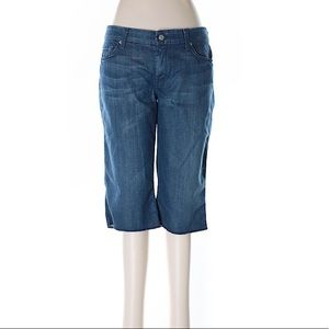 7 for all man kind Capri jeans (32)